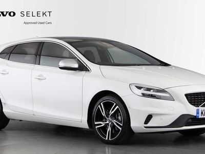 used Volvo V40 D2 [122] R Design Edition 5Dr Geartronic