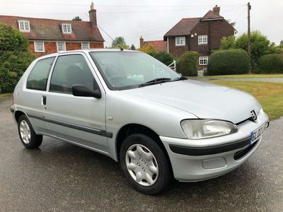 used Peugeot 106 1.1 Independence Limited Edition 3dr