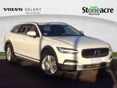 used Volvo V90 CC 2.0 D4 Pro 5dr Diesel Auto AWD (s/s) (190 ps)