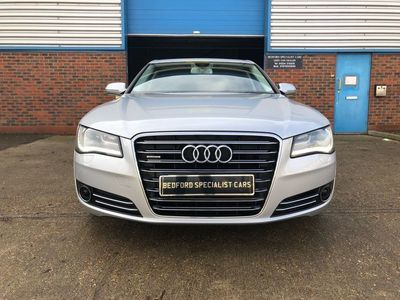 used Audi A8 4.0 TFSI SE Executive Tiptronic quattro 4dr LWB