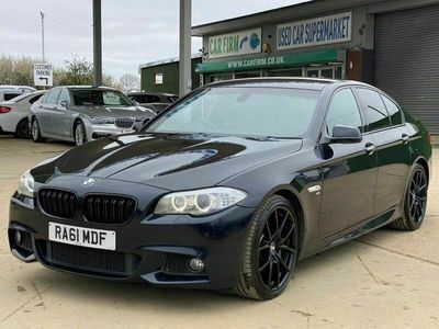 used BMW 535 5 Series d M SPORT 3.0 4dr
