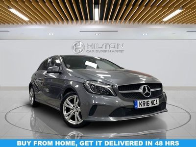 used Mercedes A200 A-Class 2.1D SPORT PREMIUM 5d 134 BHP | 1 FORMER OWNER | FULLY SERVICED