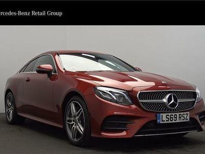 used Mercedes E350 E-ClassAmg Line 2Dr 9G-Tronic