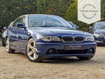 used BMW 228 3 Series 3.0 330CI CLUBSPORT SSG 2dBHP