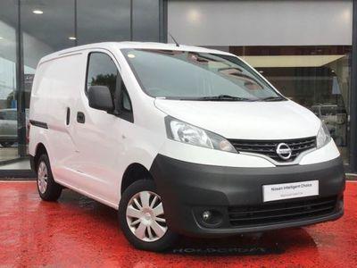 used Nissan NV200 1.5 dCi Acenta Van
