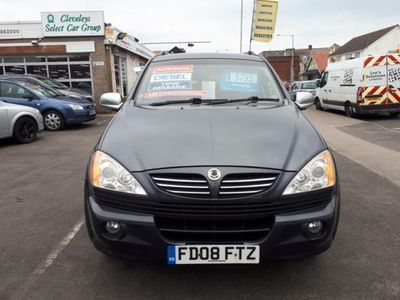 used Ssangyong Kyron S 2.0 Diesel Auto From £4