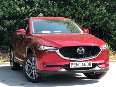 used Mazda CX-5 2.2D SPORT NAV PLUS 5DR diesel estate