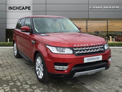 used Land Rover Range Rover Sport 2017 Fulwood 3.0 SDV6 [306] HSE 5dr Auto