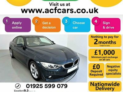 used BMW 418 4 SeriesSE 2dr [Business Media] Coupe 2016