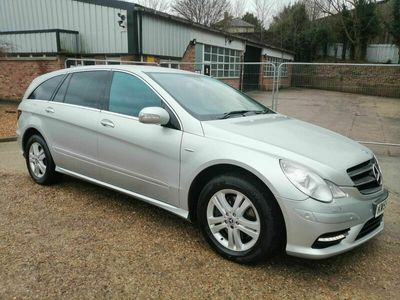used Mercedes R350 R Class 3.0CDI Grand Edition L 5dr