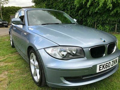 used BMW 120 1 Series 2.0 d SE Auto 5dr
