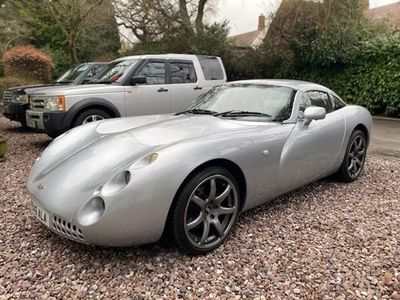 used TVR Tuscan 4.0 380Bhp Red Rose REBUILT TO RED ROSE SPEC 380BHP 2dr
