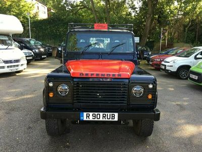 used Land Rover Defender 90 2.5 TD5 County Hard Top SWB