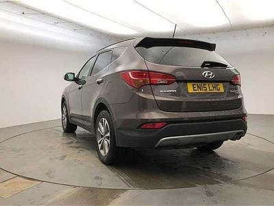 used Hyundai Santa Fe FE 2.2 CRDi Premium 5dr Auto [5 Seats] suv 2015