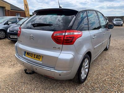 used Citroën C4 Picasso 1.6 i THP 16v Exclusive EGS 5dr