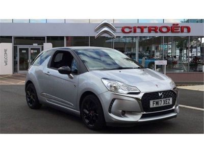 used DS Automobiles DS3 1.6 BlueHDi Performance Line 3dr