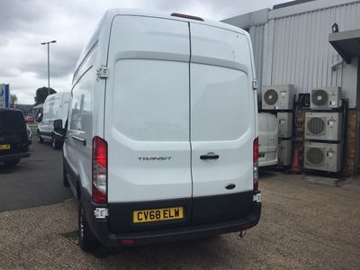 used Ford Transit COURIER 350 L3 H3 P/V DRW