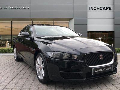 used Jaguar XE 2.0D [180] Prestige 4Dr Auto