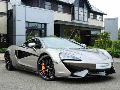 used McLaren 570GT Coupe 3.8 SSG auto 2d
