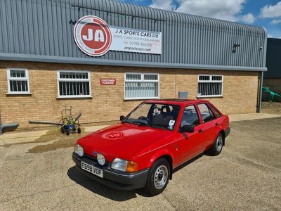 used Ford Escort 1.3 L 5dr