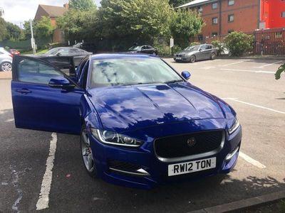 used Jaguar XE 2.0d SE Auto AWD (s/s) 4dr
