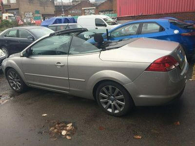used Ford Focus Cabriolet 2.0 CC-2 2dr