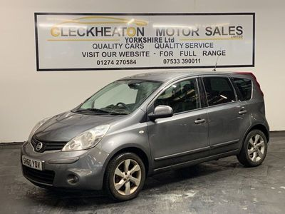 used Nissan Note 1.5 dCi Tekna 5dr E5