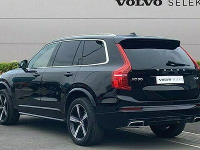 used Volvo XC90 DIESEL ESTATE