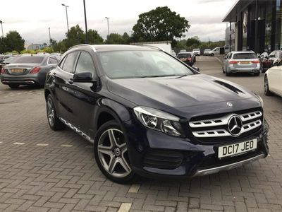 used Mercedes GLA200 Gla Class Diesel Hatchback4Matic AMG Line 5dr Auto 2.2