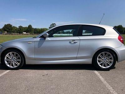 used BMW 120 1-Series Hatchback i M Sport 3d (07)
