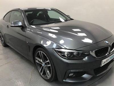used BMW 420 4 Series d [190] M Sport 2dr Auto [Professional Media]