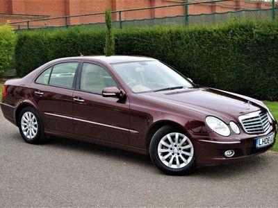 used Mercedes E280 E Class 3.0CDI Elegance G-Tronic 4dr
