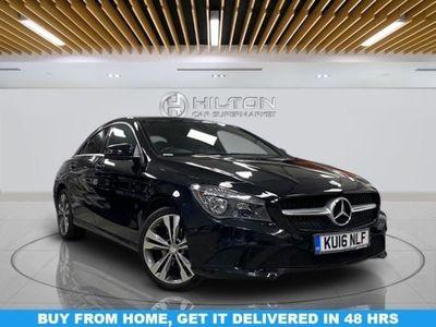 used Mercedes CLA220 CLA Class 2.1D SPORT 4d 174 BHP Semi Auto