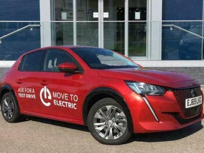 used Peugeot 208 100kW Allure 50kWh 5dr Auto