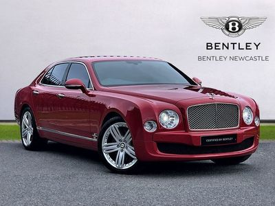used Bentley Mulsanne 6.8 V8 Speed 4dr Auto saloon