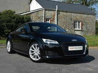 used Audi TT Coupé Coupe Sport 1.8 TFSI 180 PS 6-speed