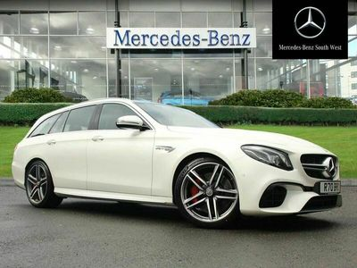 used Mercedes S63 AMG E-Class Mercedes-AMG E4MATIC+ Estate Premium 4.0 5dr