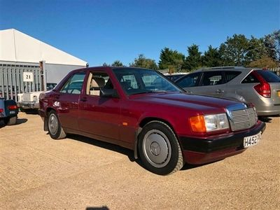used Mercedes 190 1901.8 4dr