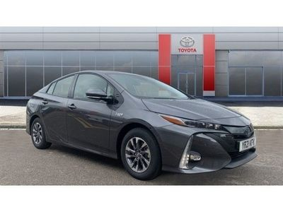 used Toyota Prius 1.8 PHEV Excel 5dr CVT