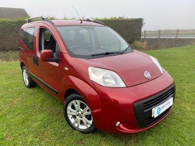 used Fiat Qubo 1.3 Multijet Dynamic 5dr Dualogic