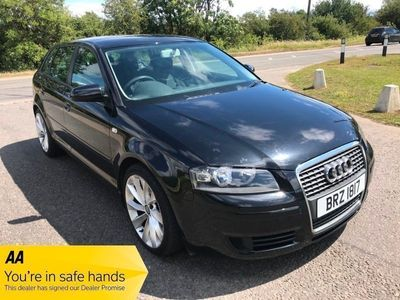 used Audi A3 TDI E SPECIAL EDITION 1.9 5dr