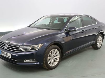 used VW Passat 2.0 TDI SE Business 4dr - CAR-NET APP-CONNECT - DAB/CD/AUX/USB/SD
