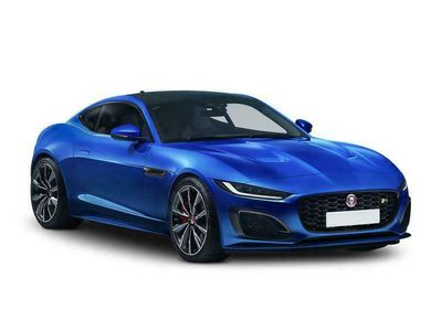 used Jaguar F-Type 2.0 P300 Reims Edition 2dr Auto Petrol Coupe coupe special editions