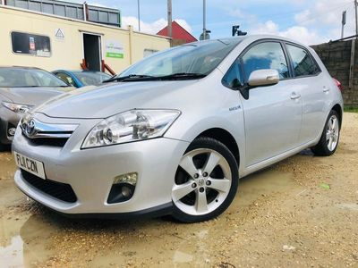 used Toyota Auris 1.8 T4 CVT 5dr