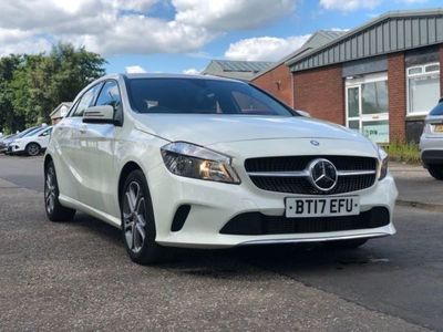 used Mercedes A160 A CLASS 1.6SPORT 5d 102 BHP NAVIGATION + LEATHER TR