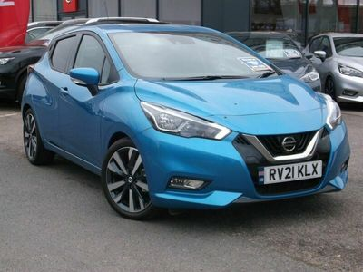 used Nissan Micra DIG-T ACENTA