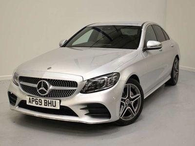 used Mercedes C200 C-ClassAmg Line Edition Premium 4Dr Auto