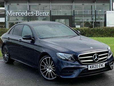 used Mercedes E350 E-ClassAMG Line Night Edition 4dr 9G-Tronic