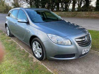 used Vauxhall Insignia 2.0 ES CDTI 5d 128 BHP