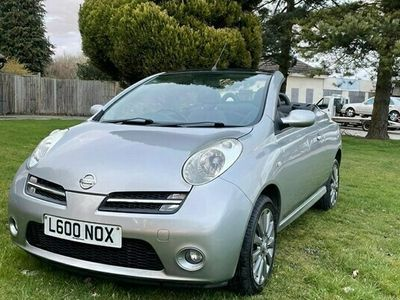 used Nissan Micra C+C 1.6 Chic 2dr
